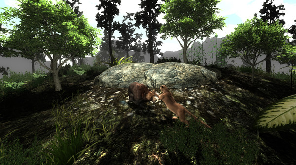 скриншот Untamed: Life Of A Cougar 1