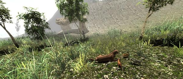скриншот Untamed: Life Of A Cougar 4
