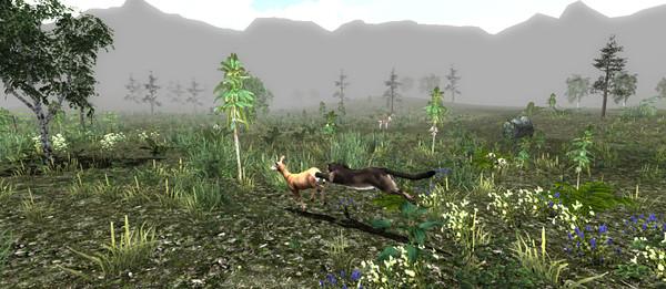скриншот Untamed: Life Of A Cougar 3