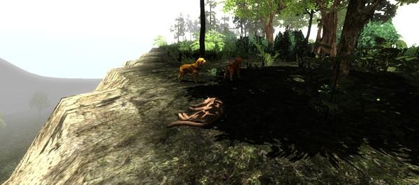 скриншот Untamed: Life Of A Cougar 0