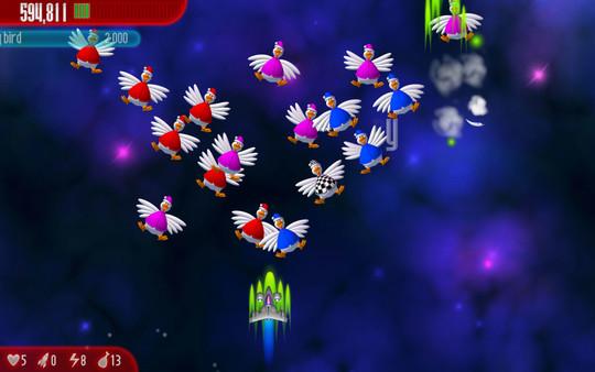 تحميل لعبة الفراخ الجزء الثالث نسخة الكريسماس | Chicken Invaders 3: Christmas Edition