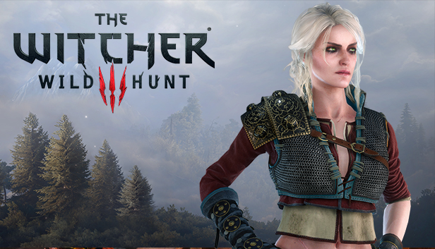The Witcher 3 Wild Hunt Alternative Look For Ciri On Steam