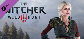 The Witcher 3: Wild Hunt - Alternative Look for Ciri cover art