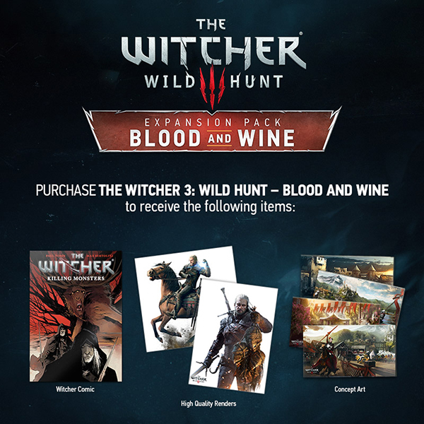 Baixar The Witcher 3: Wild Hunt - Blood and Wine - PC Torrent