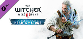 The Witcher 3: Wild Hunt - Hearts of Stone cover art