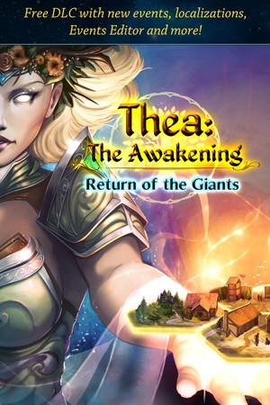 Thea: The Awakening poster image on Steam Backlog