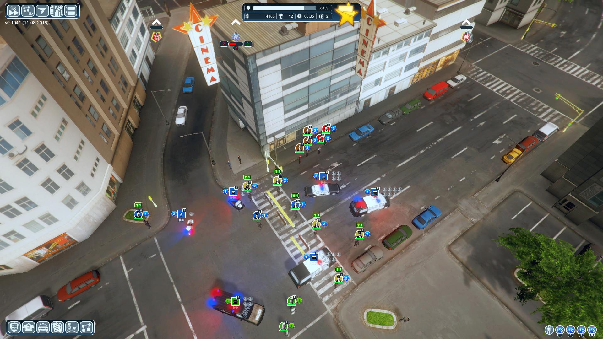 Police Tactics: Imperio Screenshot 2