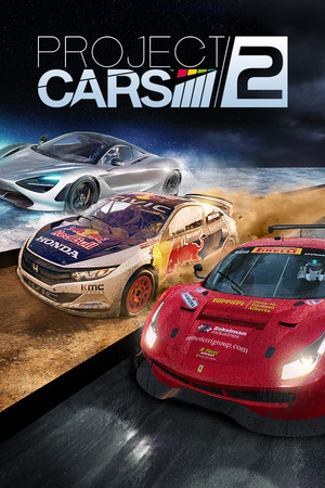 Project CARS 2 poster image on Steam Backlog