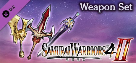 SAMURAI WARRIORS 4-II - Weapon Set on Steam