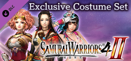 SAMURAI WARRIORS 4-II - Exclusive Costume Set on Steam