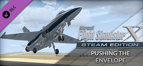 FSX: Steam Edition - Pushing the Envelope Add-On on Steam