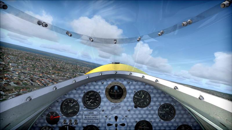 Download FSX: Steam Edition - Granville Gee Bee Model Z Add