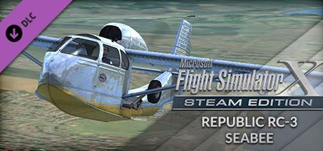 FSX: Steam Edition - Republic RC-3 Seabee Add-On