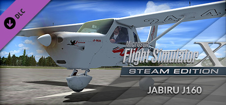 FSX: Steam Edition - Jabiru J160 Add-On on Steam