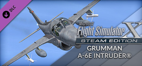 FSX: Steam Edition - Grumman A-6E Intruder Add-On on Steam