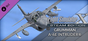 FSX: Steam Edition - Grumman A-6E Intruder Add-On