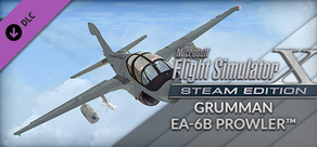 FSX: Steam Edition - Grumman EA-6B Prowler Add-On