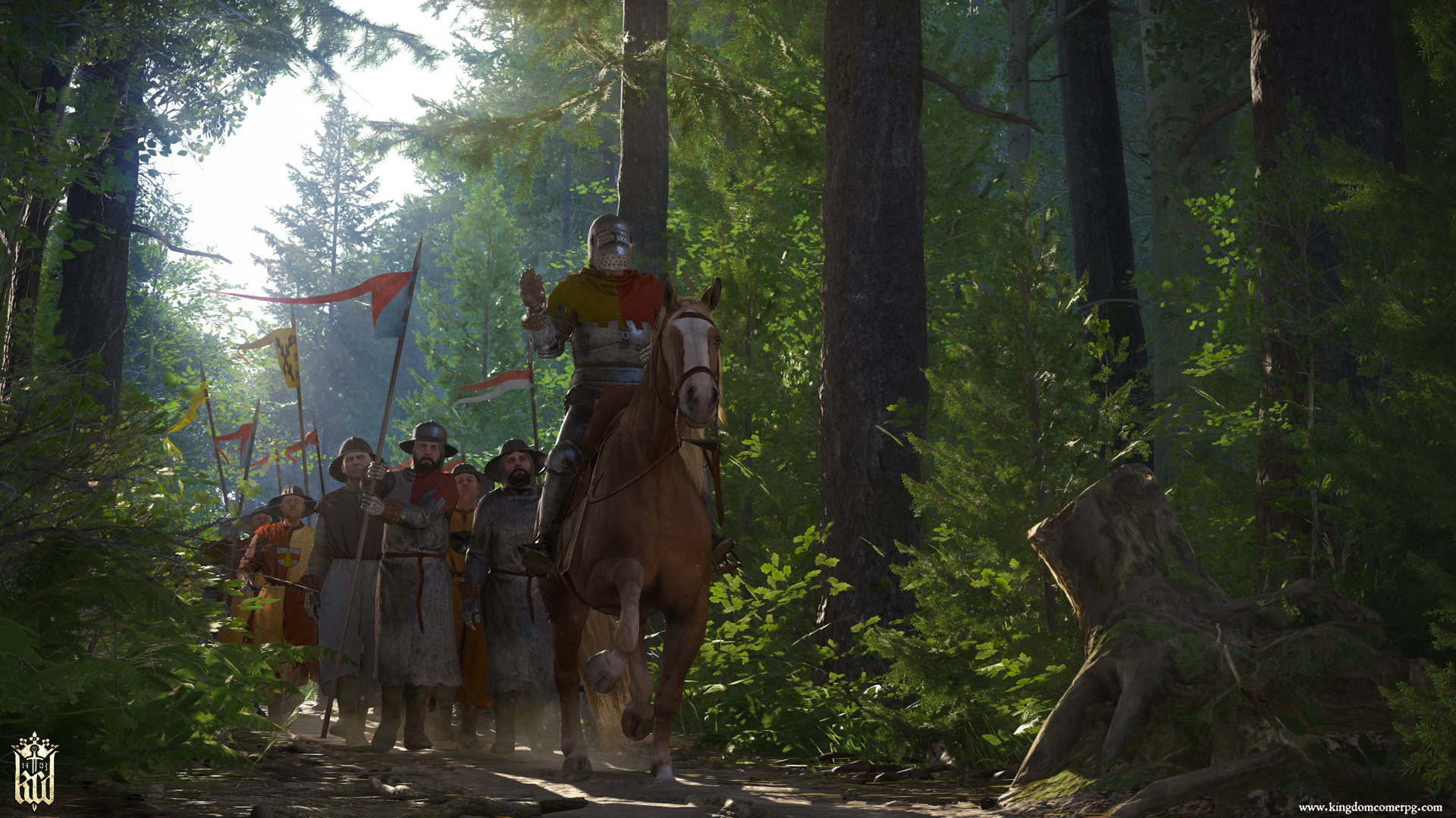 Kingdom Come: Deliverance Royal Edition [GOG] Скачать Лицензия