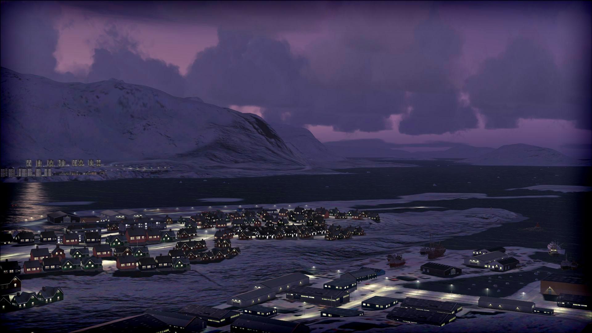 Top Five Greenland Capital Nuuk - Circus