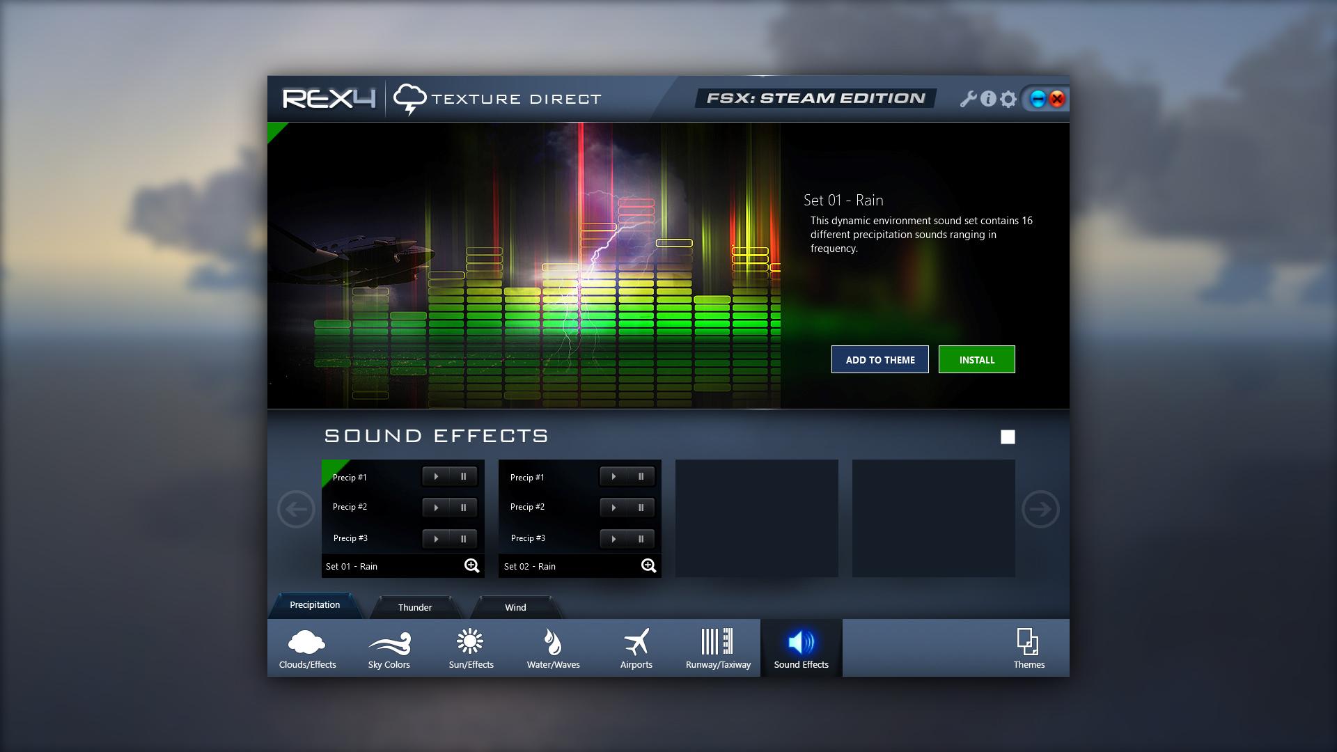 FSX: Steam Edition - REX 4 Texture Direct Enhanced Edition Add-On