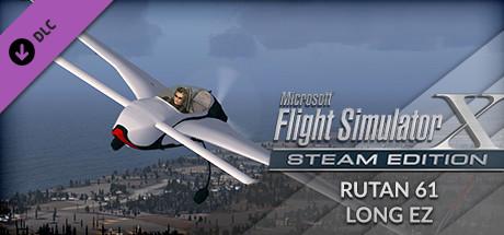 FSX: Steam Edition - Rutan 61 Long EZ Add-On on Steam