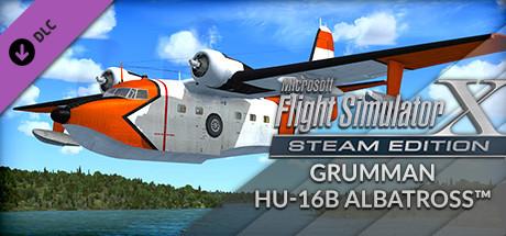 FSX: Steam Edition: Grumman HU-16B Albatross™ Add-On