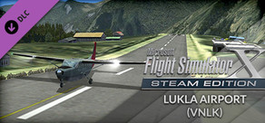 FSX: Steam Edition - Lukla Airport (VNLK) Add-On