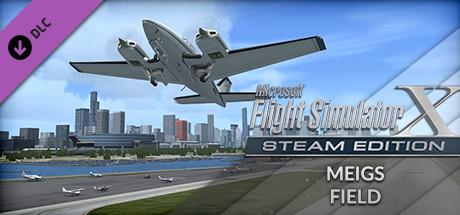 FSX: Steam Edition - Meigs Field (KCGX) Add-On