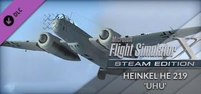 FSX: Steam Edition - Heinkel He219 Uhu (Owl) Add-On