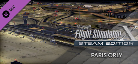 Download Games FSX: Steam Edition - Paris Orly (LFPO) Add-On