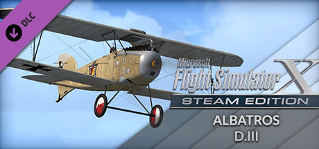 FSX: Steam Edition - Albatros D.III (Oef) 253