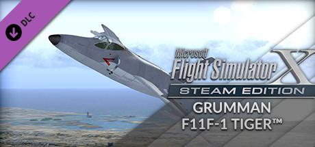FSX: Steam Edition: Grumman F11F-1 Tiger™ Add-On on Steam