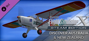 FSX: Steam Edition - Discover Australia and New Zealand Add-On