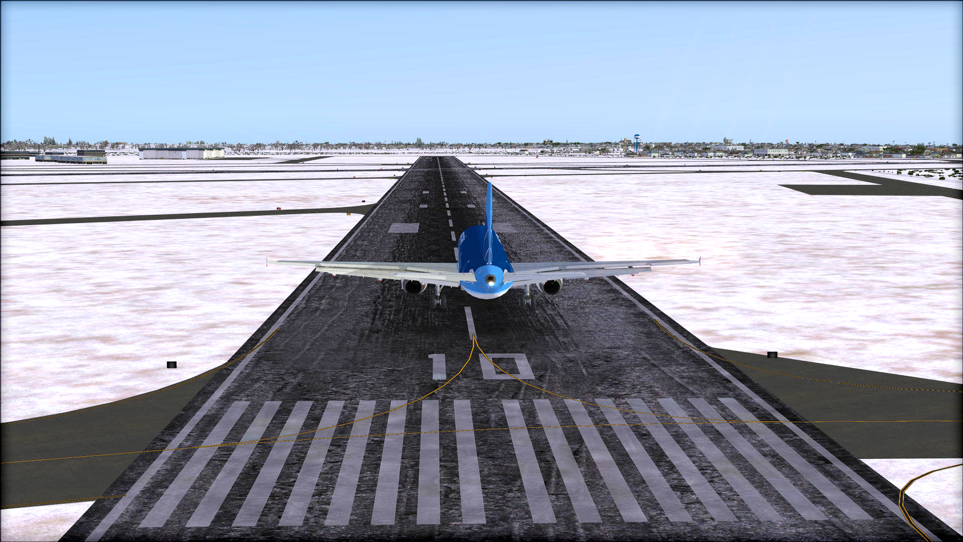 FSX: Steam Edition - HD Airport Graphics Add-On