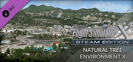 FSX: Steam Edition - Natural Tree Environment X Add-On on Steam