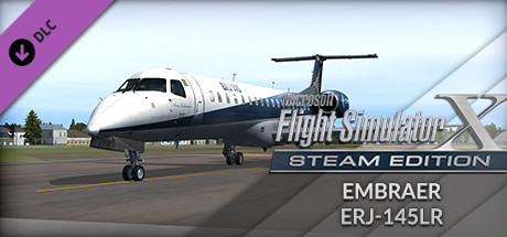 FSX: Steam Edition - Embraer ERJ 145LR Add-On