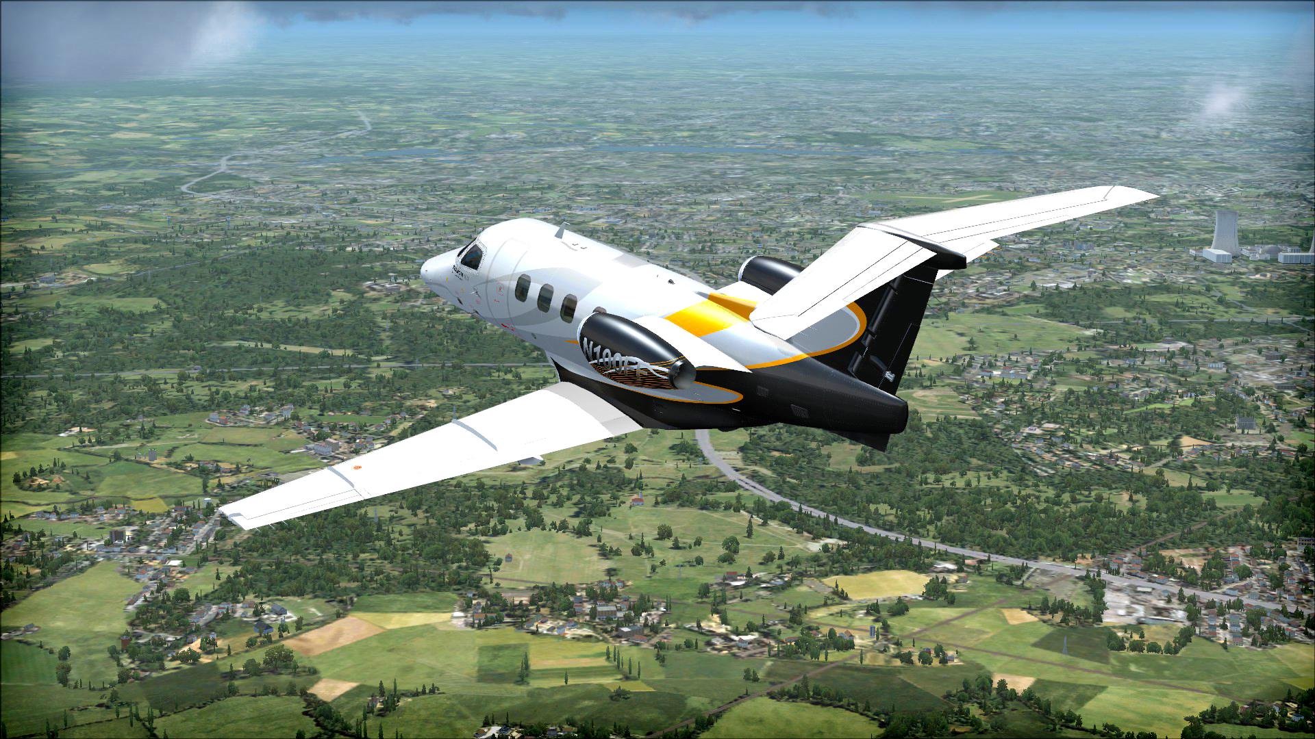 FSX: Steam Edition - Embraer Phenom 100 Add-On