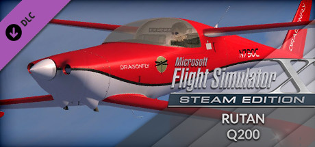 FSX: Steam Edition - Rutan Q200 Add-On on Steam