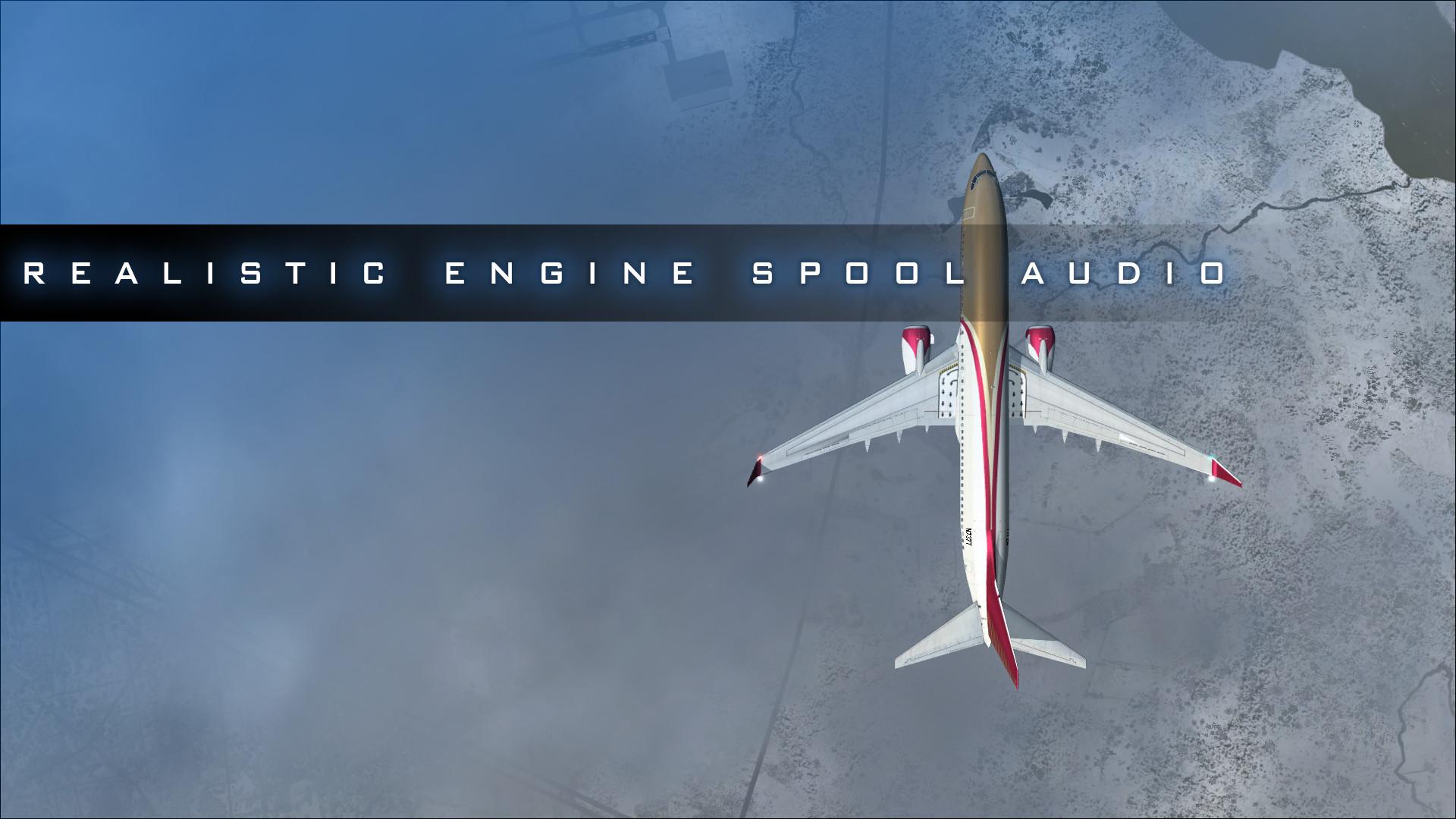 FSX: Steam Edition - 737 Extreme Sound Add-On