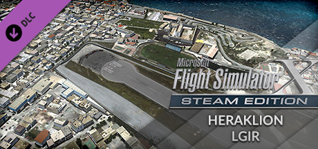 FSX: Steam Edition - Heraklion Airport (LGIR) Add-On
