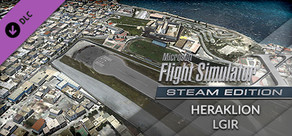 FSX: Steam Edition - Heraklion Airport (LGIR) Add-On
