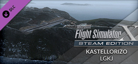 FSX: Steam Edition - Kastellorizo Airport (LGKJ) Add-On