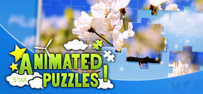 Animated Puzzles cover art