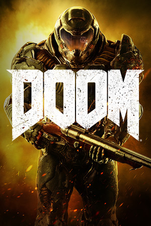 DOOM poster image on Steam Backlog