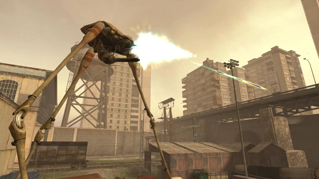 Znalezione obrazy dlazapytania: Half-Life 2