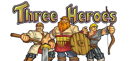 Teaser image for Three Heroes