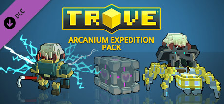 Trove - Arcanium Expedition Pack on Steam
