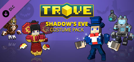 Trove: Shadow's Eve Costume Pack on Steam