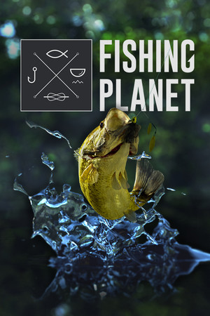 Fishing Planet poster image on Steam Backlog