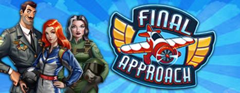 Final Approach - 最终着陆
